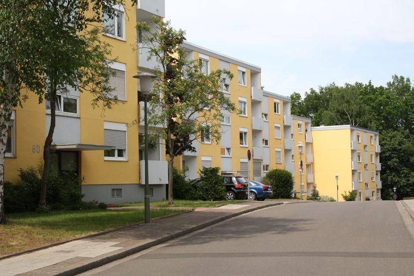 Reichswaldstraße 72-80 a, Kaiserslautern