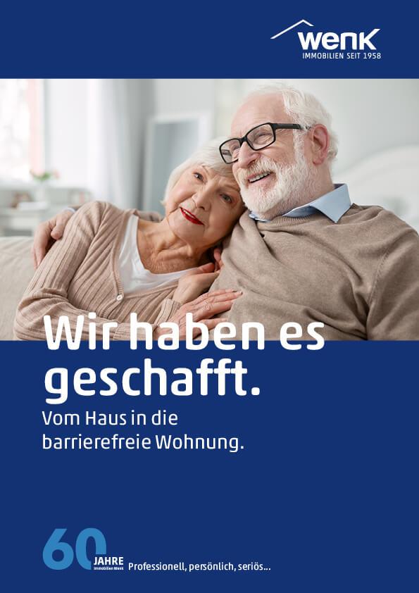 Wohnen im Alter - Sicherheit, Barrierefreiheit, Genuss