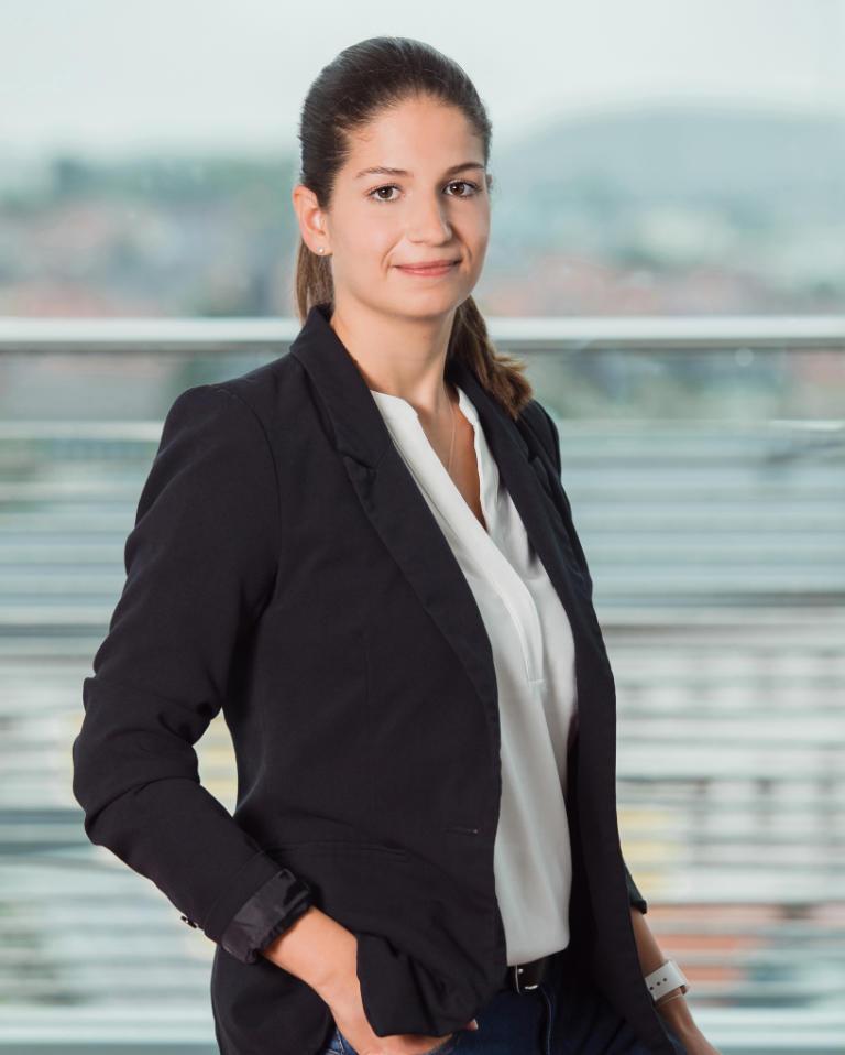 Melanie Schmalenberger