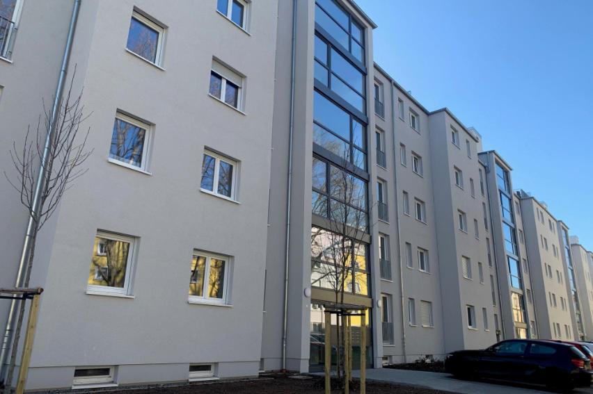 Pfaffstraße 21-27, Kaiserslautern